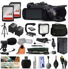 Canon XA20 HD Professional Camcorder + 128GB Filmmaker's Bro