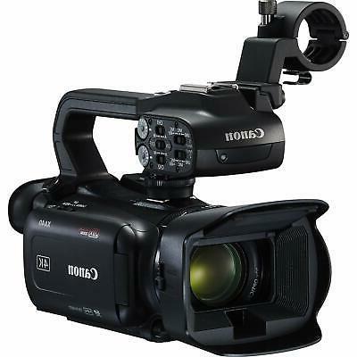 Canon XA40 Professional Camera - Black Bundle 4