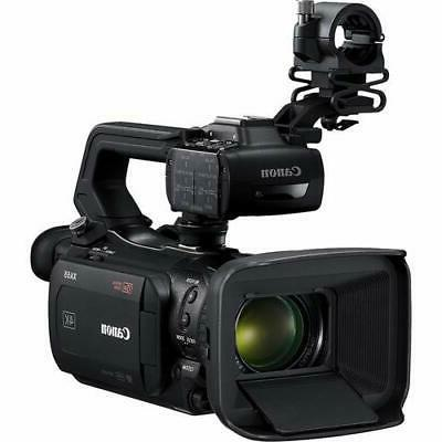 Canon XA55 4K Camcorder with 2x