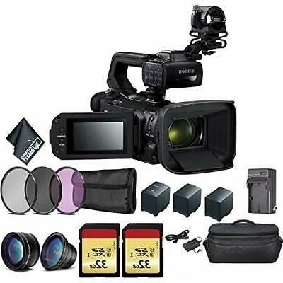 4K Camcorder with Spare