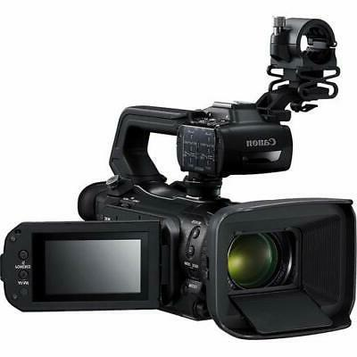 Canon XA55 UHD 4K with