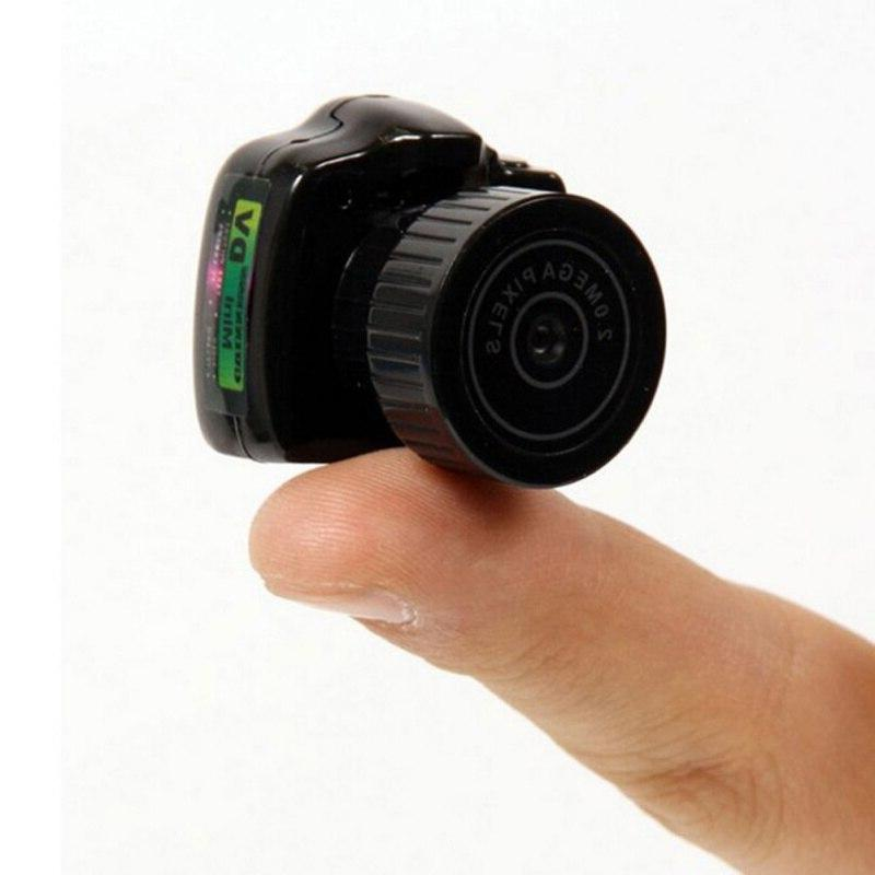 Hot Mini <font><b>Camcorder</b></font> Micro DVR Camera Video Voice