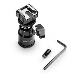 Smallrig LCD Monitor Adapter with Hot Shoe&Cold Shoe Base to