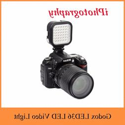 Godox LED36 5500~6500K LED Video <font><b>Light</b></font> 3