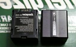 Energizer Li-ion Camcorder Battery Panasonic CGA-DU14 CGA-DU
