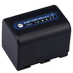 MELASTA 7.2V 3000mah Li-ion NP-QM71 Battery For Sony Camcord