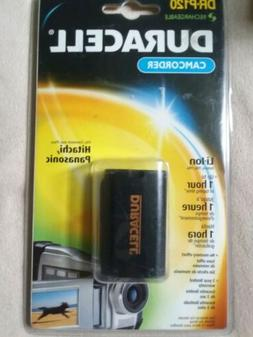 Duracell Lithium Ion Battery for Panasonic MiniDV Camcorders