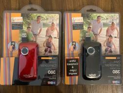 Lot Of 2 Vivitar Digital Camcorder with Camera DVR 380 USB 4