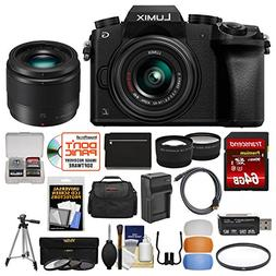 Panasonic Lumix DMC-G7 4K Wi-Fi Digital Camera & 14-42mm Len
