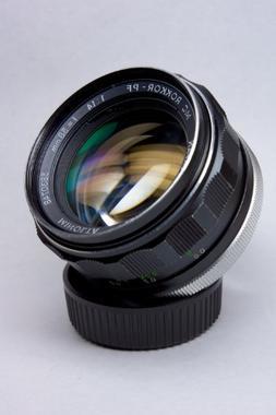 Minolta Mc Rokkor-pf F=58mm 1 4