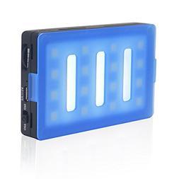 Venidice Mcoplus LUX-1600 Mini LED Video Light Panel On Came