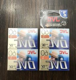 JVC Mdv60Du2 Mini Digital Video Cassette