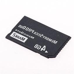 Huadawei Memory Stick PRO DUO  Memory Card 4GB 4 Gig Digital