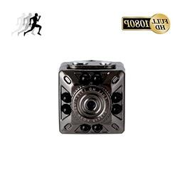 Ouomm Mini Camera,Hidden Camera with Infrared Night Vision,S