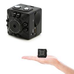 Pawaca Mini Camera HD Camcorder Night Vision 1080P Sport DV