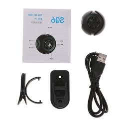 Mini Camera SQ6 Full HD 1080P Night Vision DV DVR Motion Det