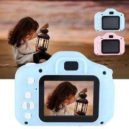 Mini Cute Digital Camera 2.0'' Kids 1080P Children Toys Vide