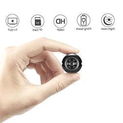 Halffle Mini Spy Camera, Security Camera with Mini Hidden Ca