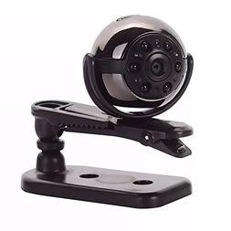 Mini Camera 1080P HD Night Vision 360 Degree Rotation Micro