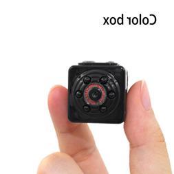 Mini Portable HD Night Vision Video Color Box, OPP Bag Camer