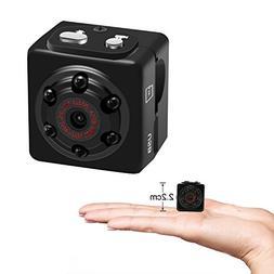Aufikr Mini Camera Recorder 1080P Sports HD DV Portable Smal