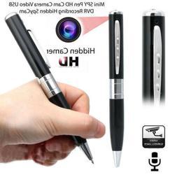 Mini Spy Camera Pen USB Hidden DVR Camcorder Video Audio Rec