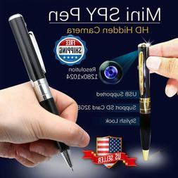 Mini Camera Pen USB Hidden DVR Camcorder Video Audio Recorde