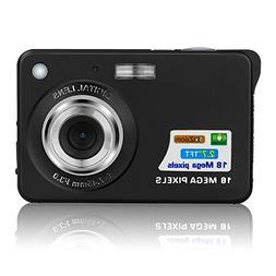Fosa Mini Digital Camera with 2.7 Inch TFT LCD Display, 18 M