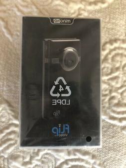 Flip Video MinoHD F460 4GB Camcorder F460B Black BRAND NEW