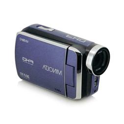 Minolta MN50HD 1080p HD Video Camera Camcorder  Includes 8GB
