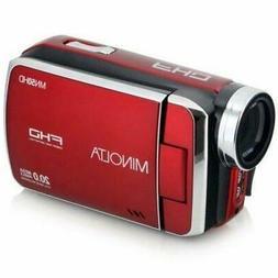 Minolta MN50HD 1080p Full HD 20MP Digita
