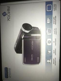 Minolta MN50HD 1080p HD Video Camera Cam