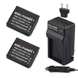 Newmowa IA-BP125A Battery  and Charger kit for Samsung BP125