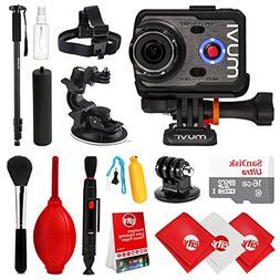 Veho Muvi K-Series K-2 NPNG 1080p 16MP HD WiFi Waterproof Ac