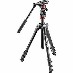 Manfrotto MVKBFR-LIVE Befree live fluid head with Befree alu
