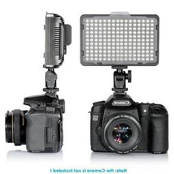 Neewer Studio 176 LED Ultra Bright Dimmable on Camera Camcor