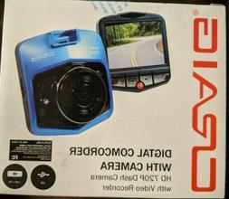 New Craig Digital Camcorder with Camera. HD 720p Dash Camera