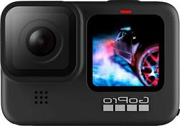 NEW GoPro HERO 9 Black Action Streaming Camera 5K Video 20MP