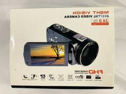 NEW Seree Video Camcorder Night Vision Digital Video Camera