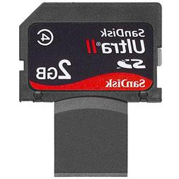SanDisk OEM Super-Speed Ultra II Plus Memory Card with Built