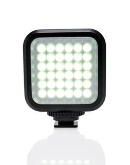 Opteka VL-5 LED Studio Travel Video Light for Digital DSLR C