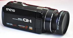 Emperor of Gadgets Ordro HDV-Z8 Camcorder with 1080P Full HD