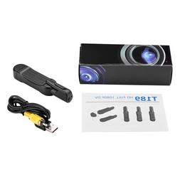 Pen Camera Full HD 1080P Secret Camera Wearable Body Pen Cam