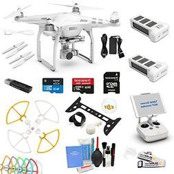 DJI Phantom 3 Advanced Drone Quad Copter W/ 2.7K/HD Camera G