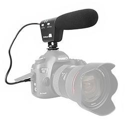 Pixel MC-50 High Definition Voice Camera Microphone Low-Nois