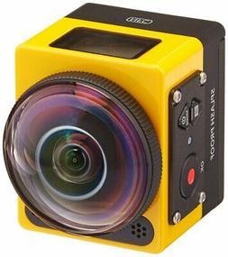 Kodak PIXPRO SP360 Action Cam +Extreme Accessory Pack