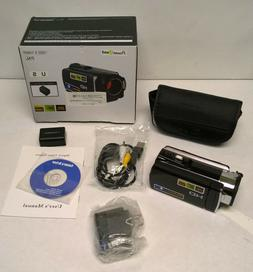 PowerLead PL-C05 1080P 16MP Digital Video Camcorder with 2.7