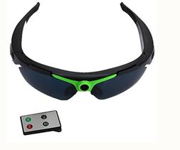 JOYCAM Polarized Sunglasses Camera Video Recording UV400 Gla