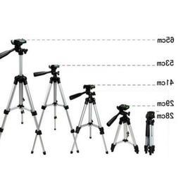 Portable Aluminum Camera Camcorder Tripod Stand Monopods Hol