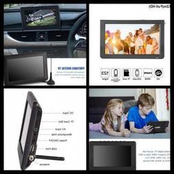 portable atsc 16 9 television